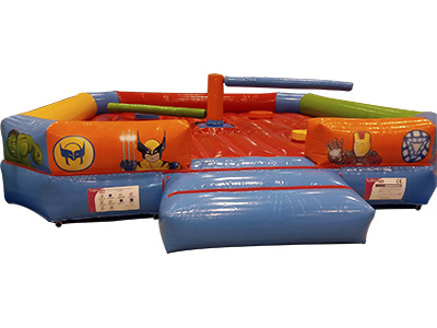 Barredora inflatable image