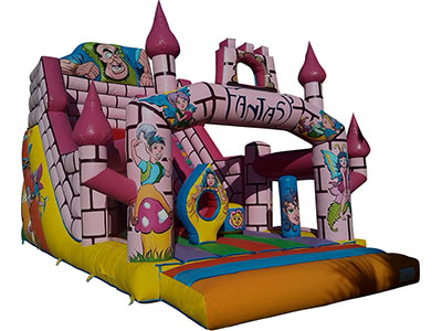 Inflatable slide Fantasia image