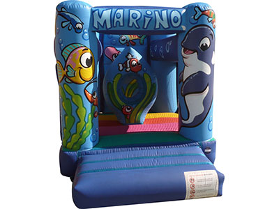 Bouncy castle Marino image