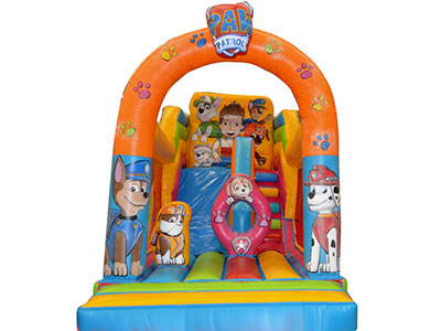 Inflatable slide Paw Patrol image