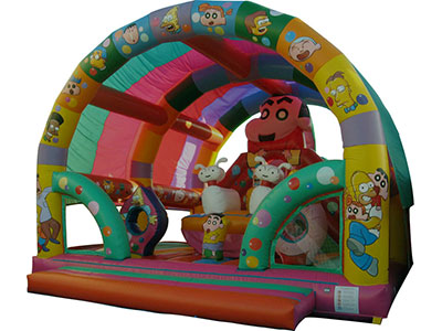 Bouncy castle Movimientos vacilones image